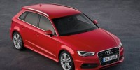Next-Generation Audi A3 Luxury Hatchback Will Match a-Class with $35, 600 Starting Price