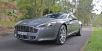 The Aston Martin Rapide Made in Austria Launched in 2010,