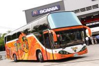 Scania to Supply 100 Bus Chassis