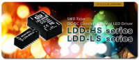 Releasing DC-DC Constant Current LED Driver Ldd-Hs/Ls Series
