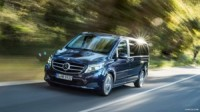 Lewis Reed Will Unveil a New Version of Mercedes-Benz V-Class Car