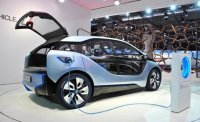 BMW I3 Electric Vehicle Topped KBB's Green Vehicle List