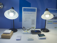 Simplify Energy Harvesting Wireless Lighting Networks by Using NFC