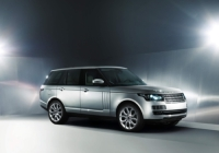 2013 Range Rover Suv Is Published by Land Rover