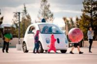 Kids Help Improve Google's Self Driving Cars
