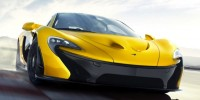 Mclaren P1 Production Car Have Leaked Online Ahead of Its Unveiling