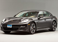 Essentially a Family-Sized 911, The Porsche Panamera Sedan Proved Entertaining