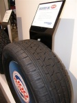 "Cooper Received Runner-up Distinction in The ""Best New Tire"" Category"