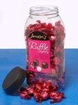 RPC Containers Blackburn Has Created a New, Narrower Jar for Tangerine Confectionery