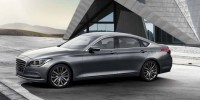 Hyundai Genesis Sedan Will Debut a New, Cloud-Based Technology Platform with Google Glass