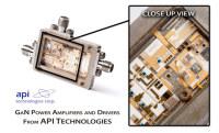 API Technologies Corp of Orlando Is Debuting A Line of Gallium Nitride Drivers
