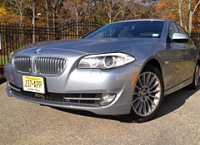 We Spent a Few Days with a BMW Activehybrid 5 to See If It Lives up to The Promise