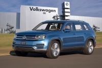 Volkswagen Is Set to Commence Production of The New Mid-Size SUV in Chattanooga