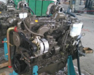 All Series of Yuchai V&VI Engines Put Into Market