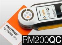 RM200QC Handheld Spectrocolorimeter to Give Companies an Inexpensive Yet Powerful Way