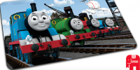 Jumbo Games Teams with Mattel for Thomas & Friends Puzzle Range