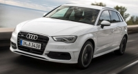 Present LED Headlamps for A3 Range in The UK by Audi