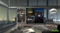 Hulu Jumps Into The Virtual Reality Room With App For Gear VR