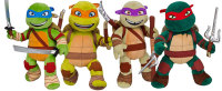 Fans of TMNT Are Able to Create Their Own Huggable Plush