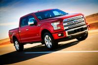 Ford Cut Down Weight of Its 2015 F-150 Pickup Truck