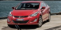 Exterior Changes to The 2014 Hyundai Elantra Range Are Extensive