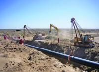 Turkmenistan Gas Production Increase to Supply The Chinese Market