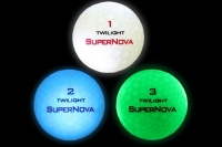 Night Sports' LED-Infused Golf Ball Lights up in One of Four Colors