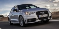 The Audi A1 Sportback S Line Competition Limited Edition Was Released