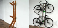 Quarterre Will Launch Their First Range of Furniture for Bikes