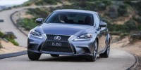 The New 2013 Lexus IS Is a More Dynamically Capable Car Than The 3 Series