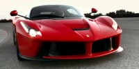 Hybrid-Powered Laferrari,Italy's Fastest Ever Production Car