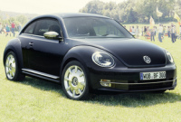 Beetle Fender Edition Is Released by Volkswagen at Leipzig Auto Show