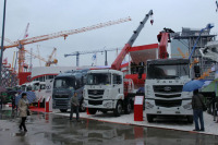 Bauma China Was Open on November 25 in Shanghai