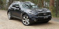 The Infiniti Fx SUV Is by All Accounts a Unique Car