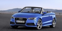Audi A3 Cabriolet Has Been Officially Revealed Ahead of Its Debut at Frankfurt Motor Show