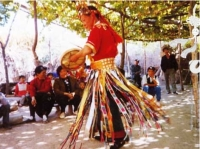 The Shaman Dance Is a Kind of Dance Performed by Shamanistic Sorcerers