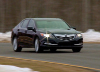 Acura RLX Sedan Is a Rolling Example of The Challenges Faced by Honda's Luxury Brand
