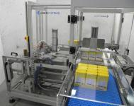 Linkx Systems Has Developed and Manufactured an Automatic Tray Erector Loader