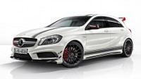 A45 AMG Edition-1 Has Been Unveiled by Mercedes-Benz