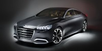 The Hyundai HCD-14 Genesis Concept Has Been Unveiled at The 2013 Detroit Auto Show