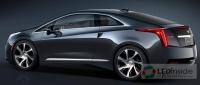 The Volt-Based Cadillac Elr Will Be Launched This Winter