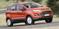Ford Ecosport: an Unfamiliar Name