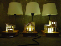 The Home Lamp:Integrating The Warmth of Light and The Joys of Architectural Design
