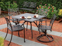 Outdoor Living Is a Welcome Change From Being Indoors