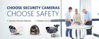 Choose Security Cameras, Choose Safety