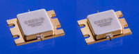 Cree Launched Two GaN HEMT RF Devices