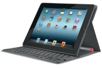 New Light-Powered Wireless Keyboards for Apple Tablets From The Logitech