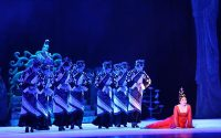 Dance Drama 'confucius' Wins Thunderous Applause in Serbia