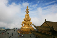Emei Mountain Photography and Writing Contest Kicks off