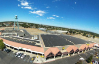 Stion's Frameless CIGS PV Modules Power Solar Array Atop Retailer's Roof